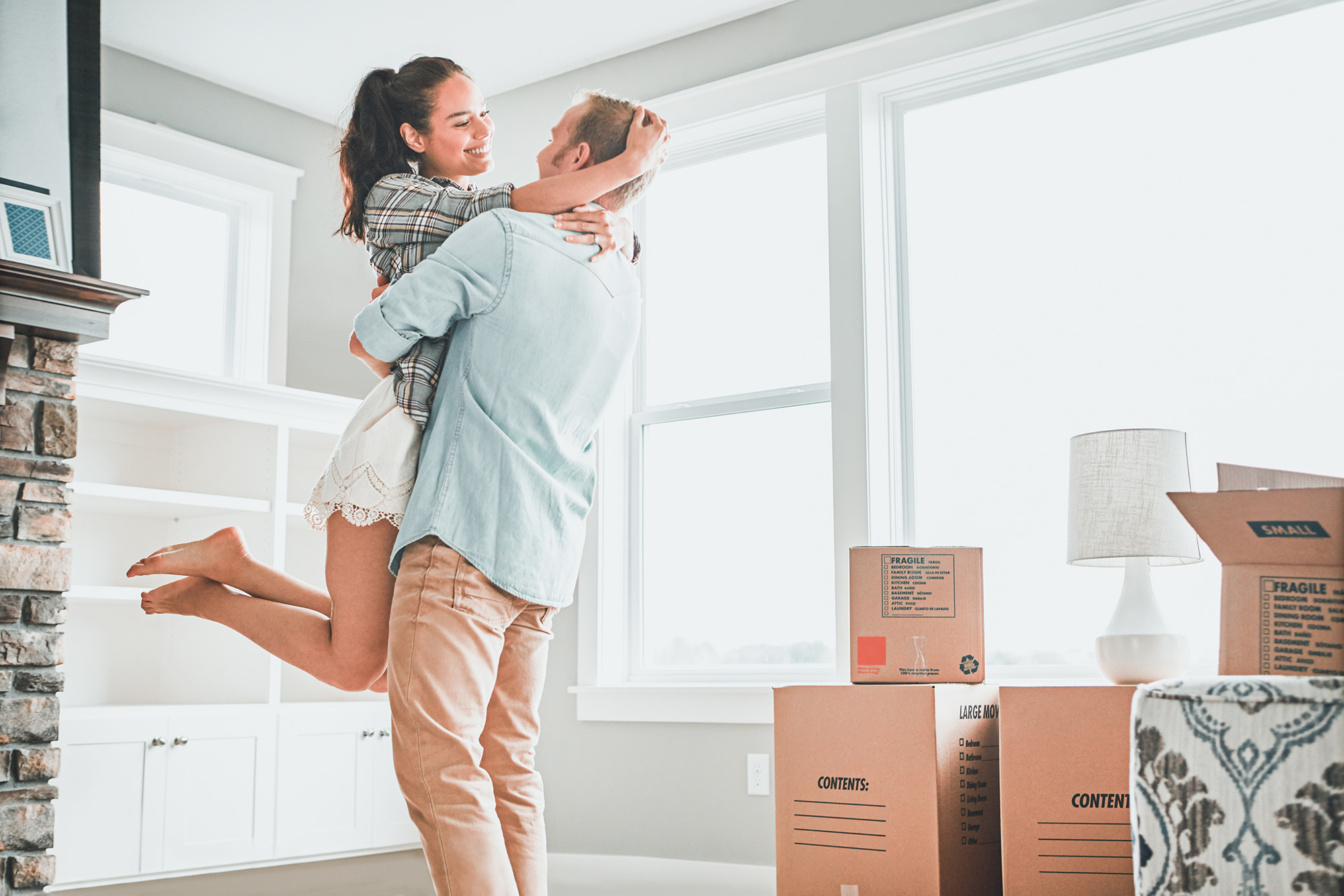 Buying Your First Home | THA Mortgage