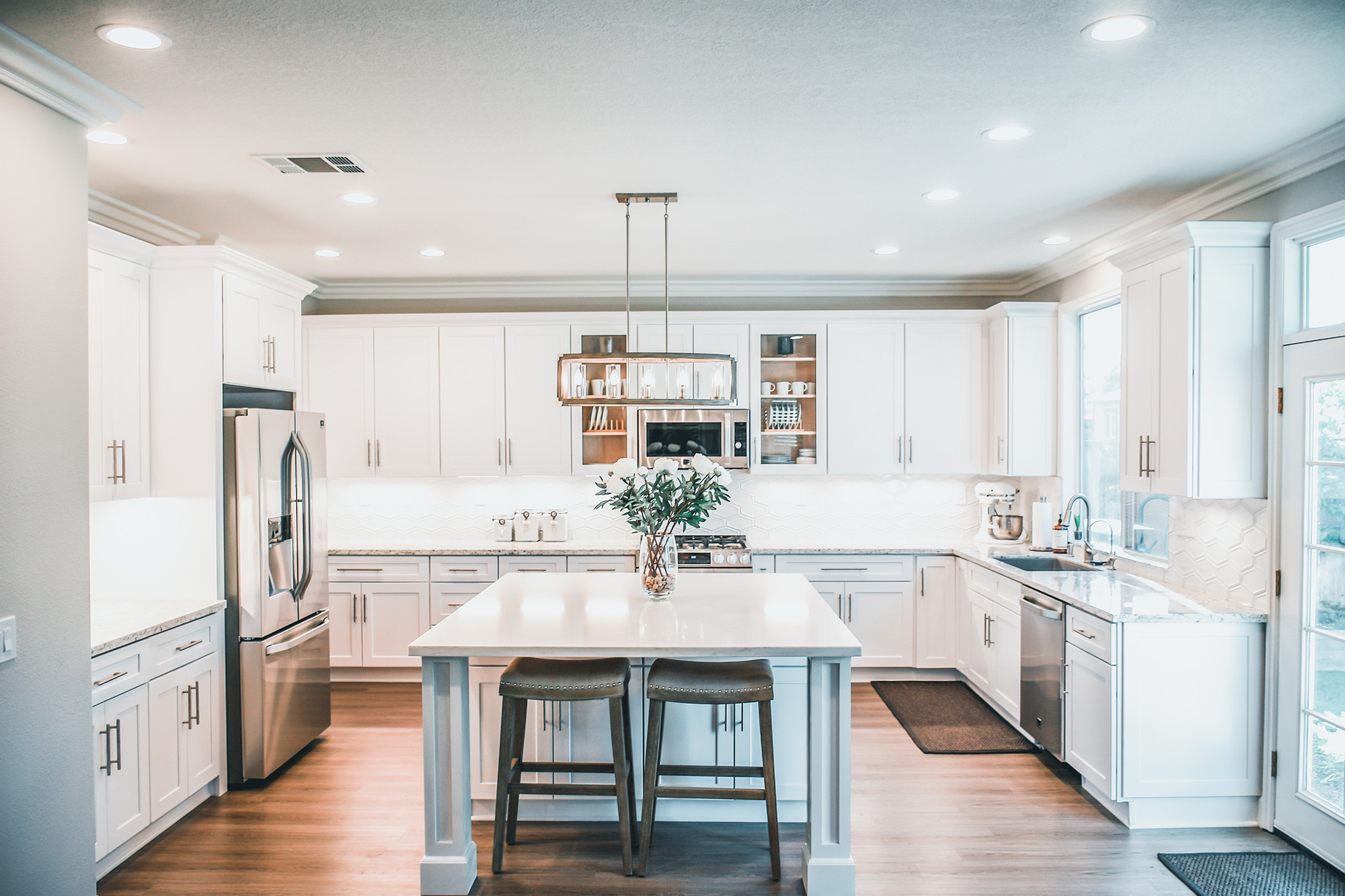 Remodeled Kitchen | Refinance to Remodel Kitchen